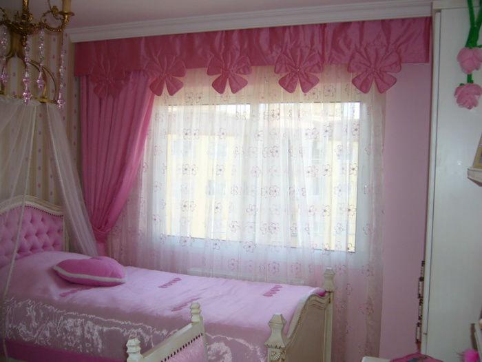 بالصور احدث واجمل اشكال الستائر المودرن لغرف النوم